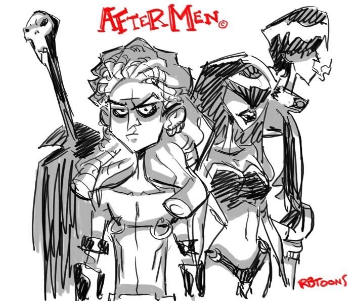 Afterrmen